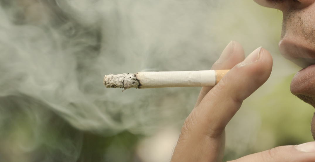 This Montreal suburb wants to ban all smoking in public