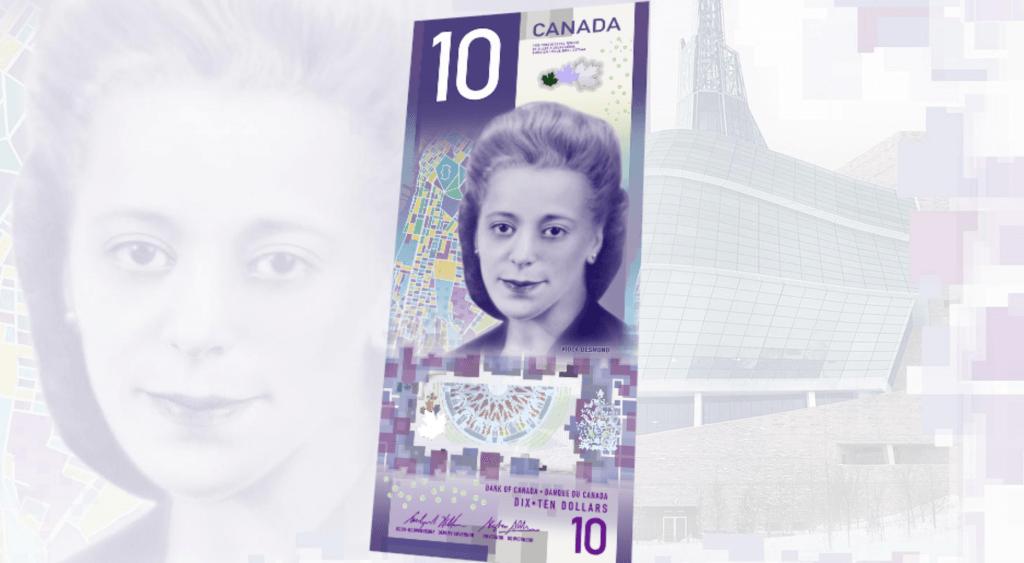 Viola Desmond Canada bill