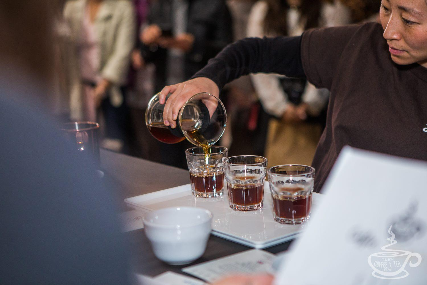 Toronto Coffee & Tea Expo