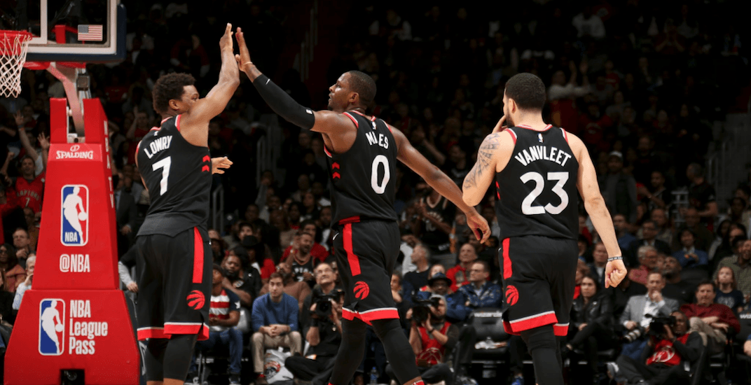 3 teams the Raptors are most likely to play in the first round of the playoffs