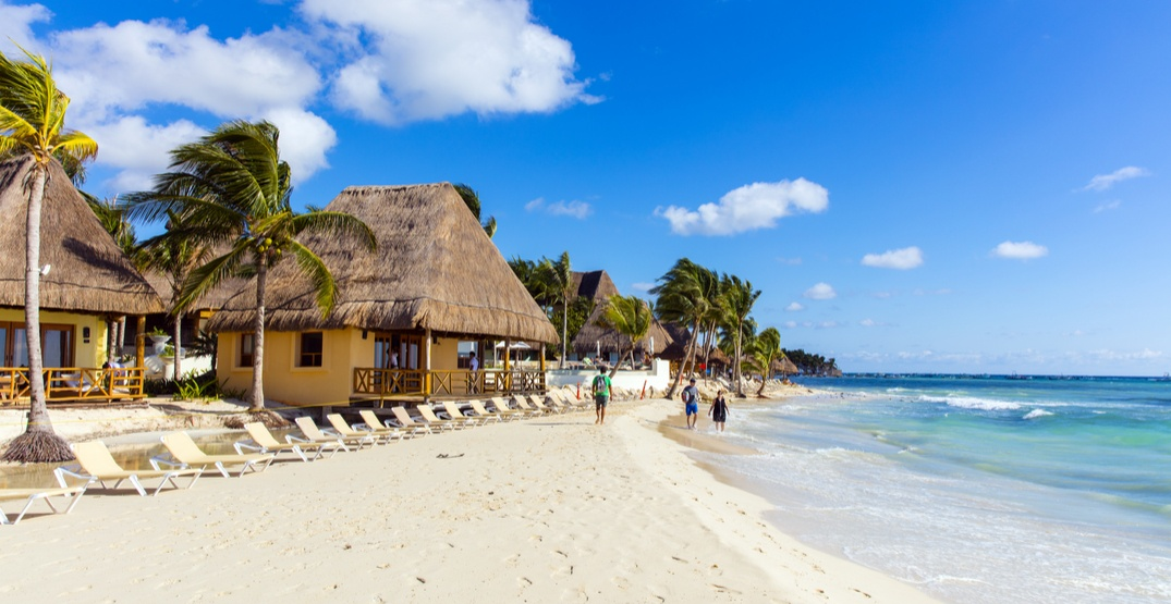 Canada issues travel warning for Playa del Carmen, Mexico