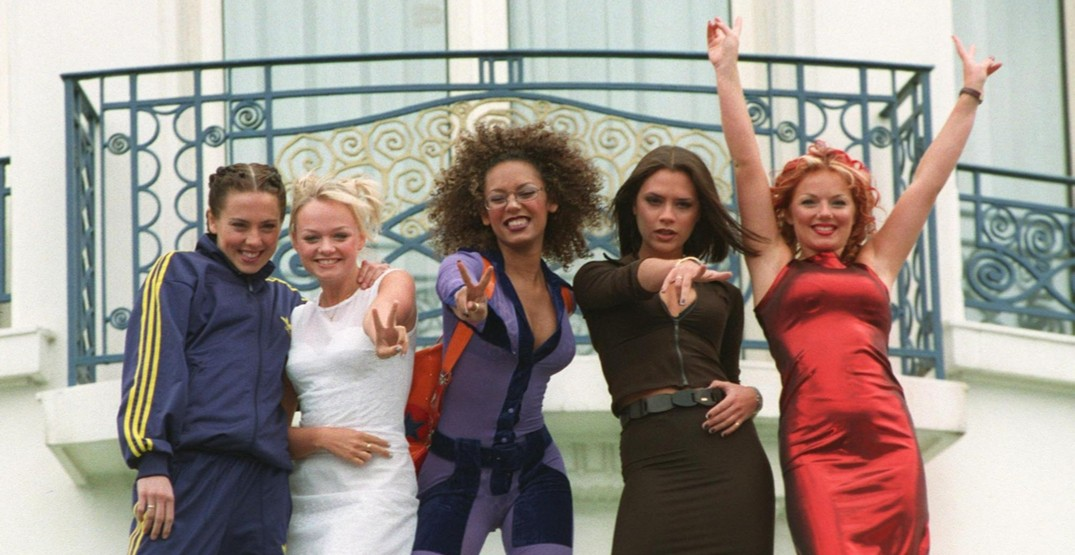 The ultimate Spice Girls-themed brunch is coming to Calgary this November