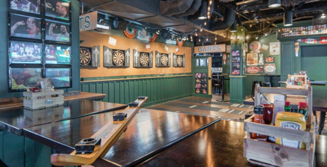 Bar interiordublin calling vancouver