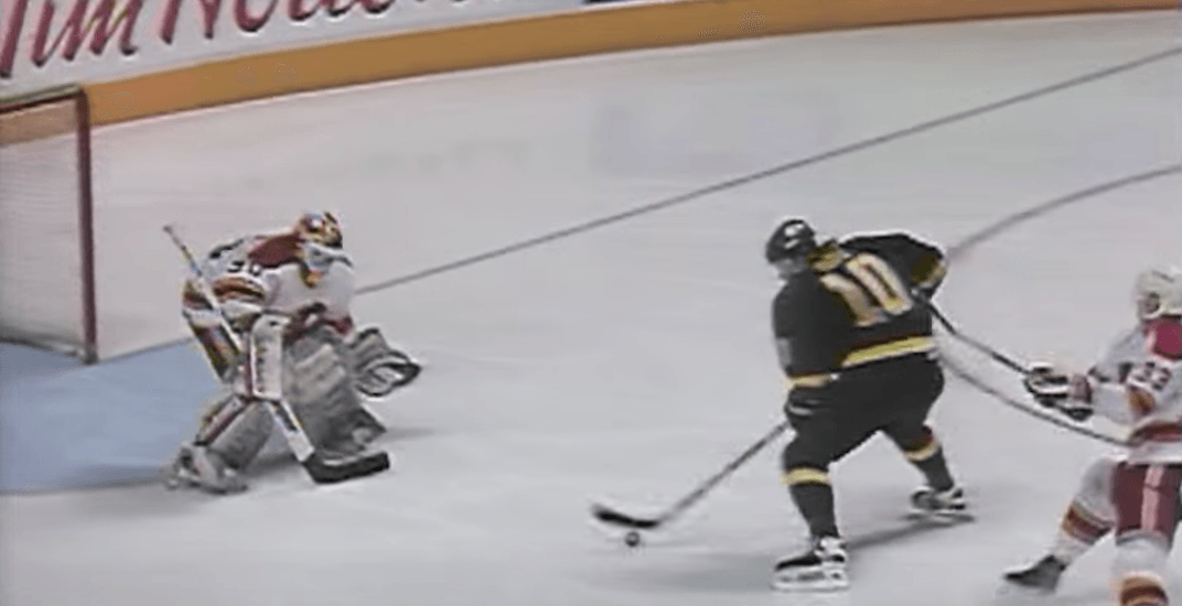 Watch every playoff goal Pavel Bure ever scored for the Canucks (VIDEO)
