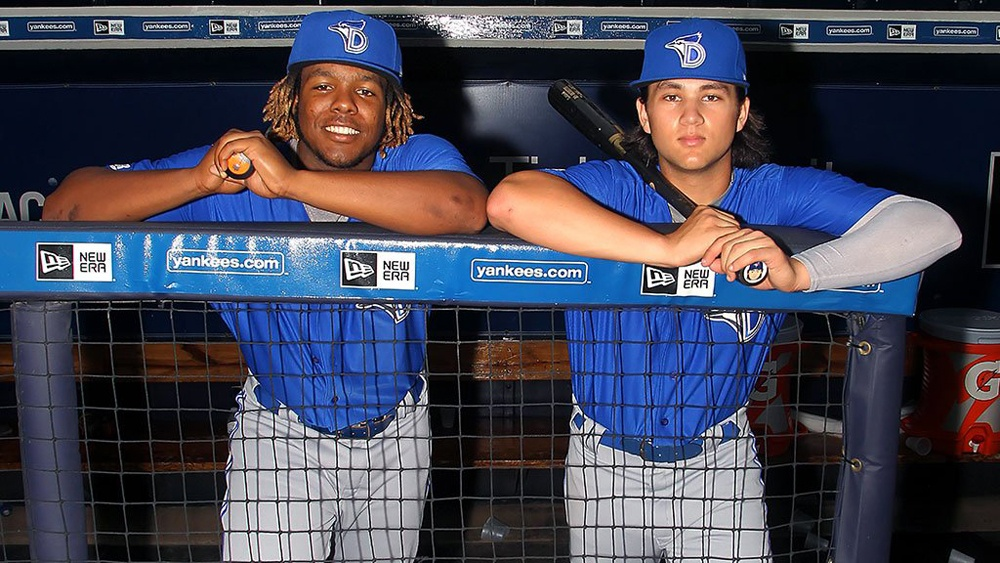 2 Blue Jays prospects have monster games in Spring Training debut