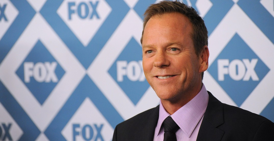 Keifer Sutherland demands Doug Ford stop using his grandfather's name for his 'political agenda'