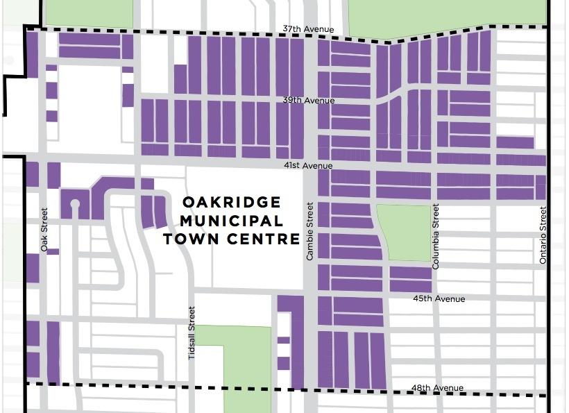 Vancouver Cambie Corridor Plan 2018