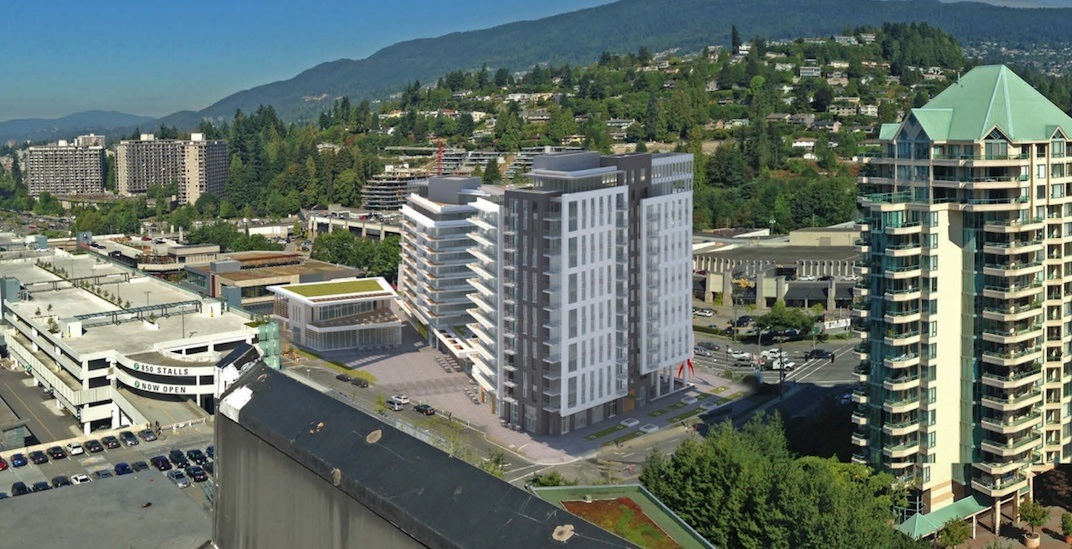 West Vancouver approves condo towers for Park Royal South parking lot