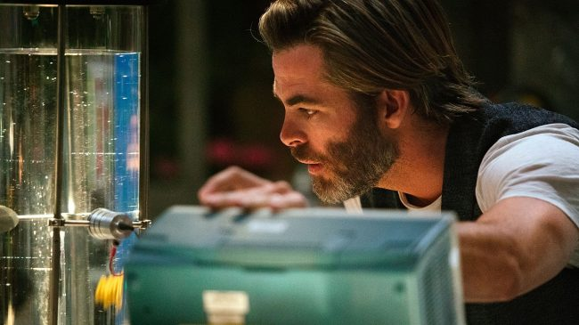 Chris Pine in A Wrinkle in Time.