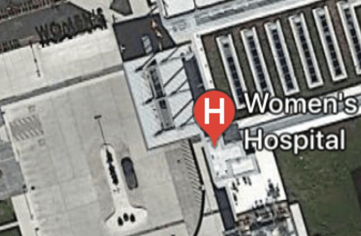 Women's College Hospital penis