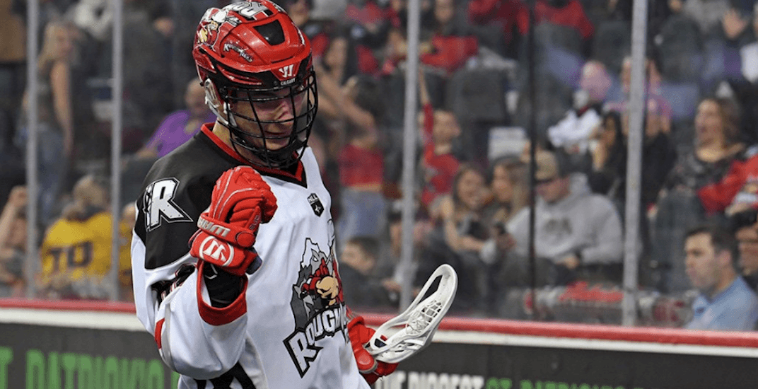 Win your way in to the Calgary Roughnecks' giant St. Patrick's Day party (CONTEST)