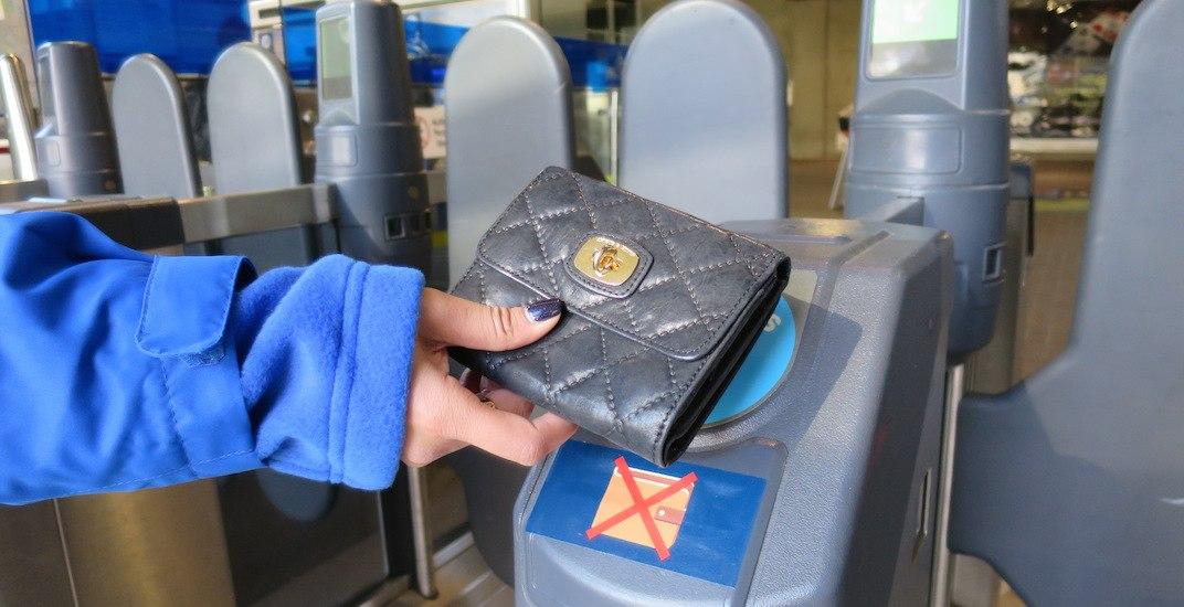 Translink credit card tap 2