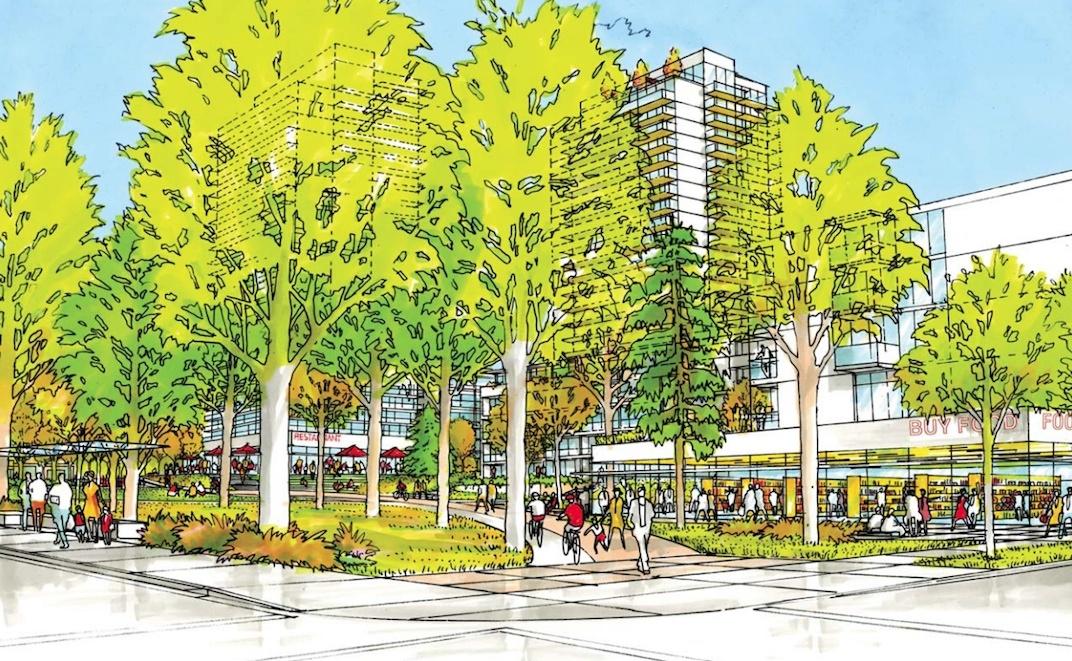 Harry Jerome Neighbourhood Lands North Vancouver