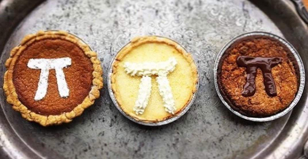 4 irrational Vancouver Pi Day specials to try this Wednesday