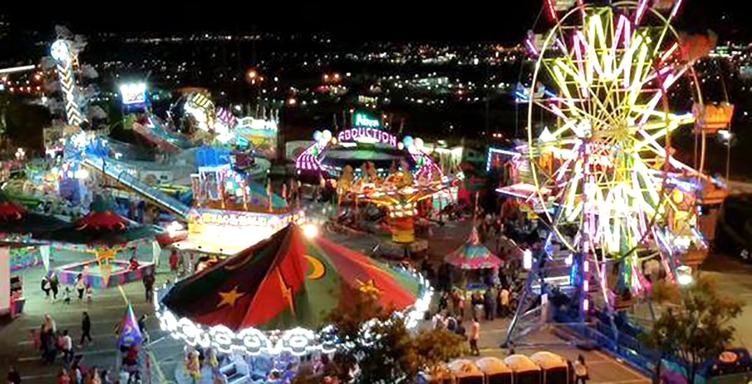 A huge 10-day outdoor carnival is coming to Richmond this month