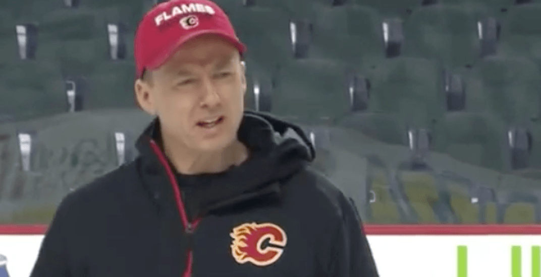 Flames coach Gulutzan drops multiple F-bombs in another viral video
