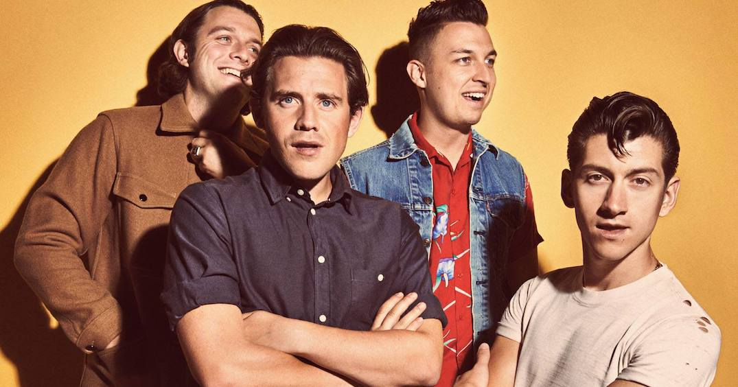 Arctic Monkeys returning for Vancouver concert this fall