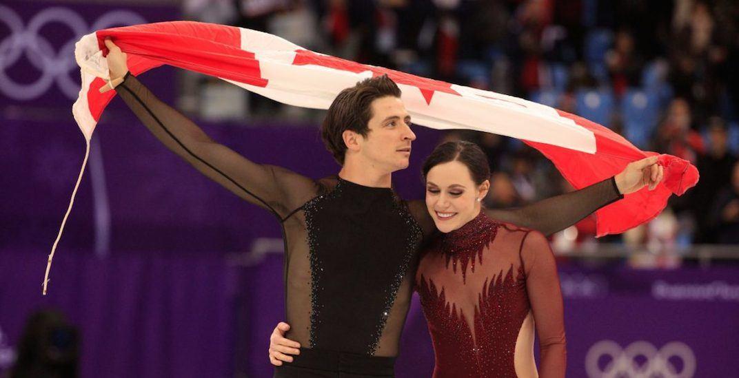 Scott Moir and Tessa Virtue announce retirement from ice dance