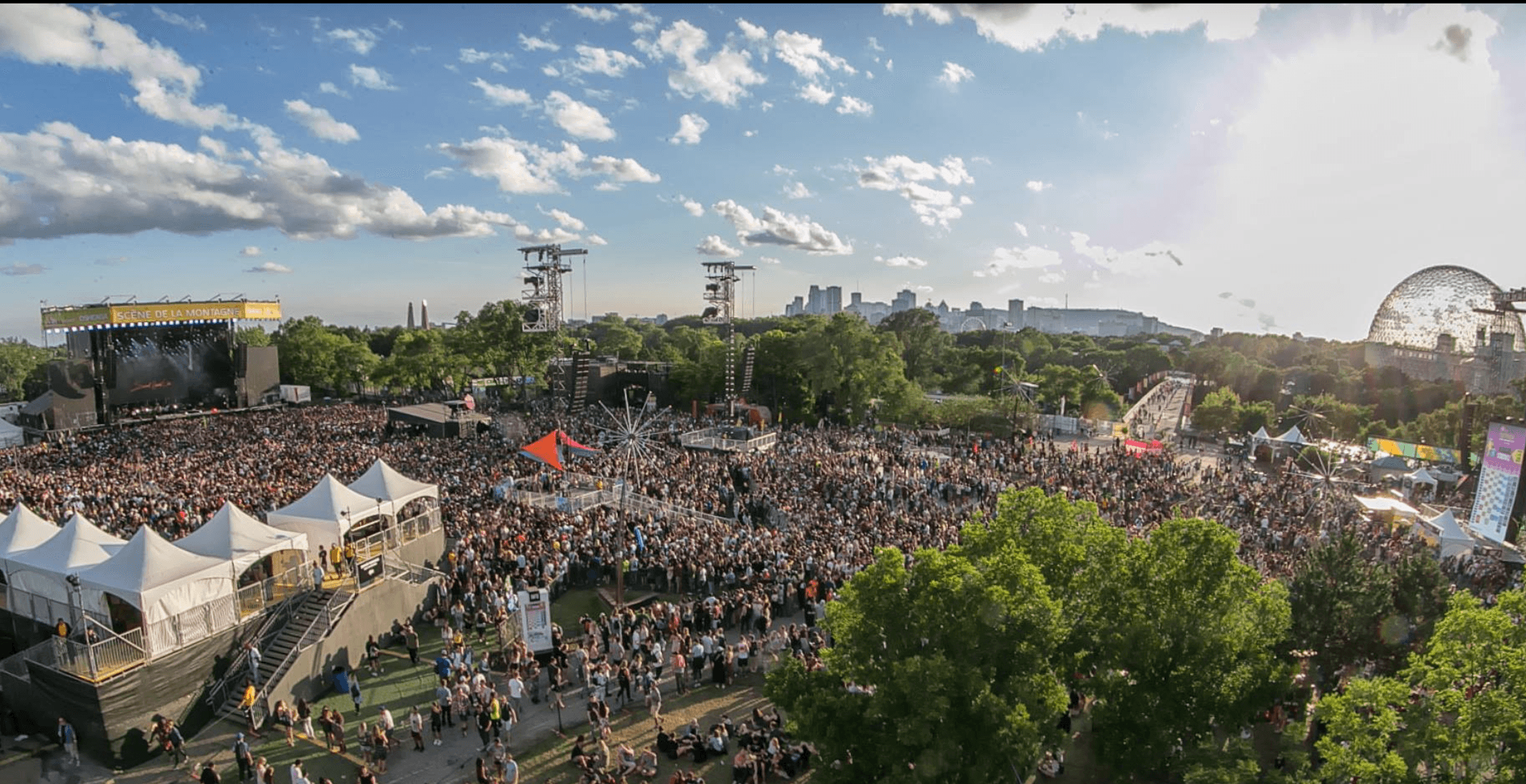 The complete official lineup for Osheaga 2018 released