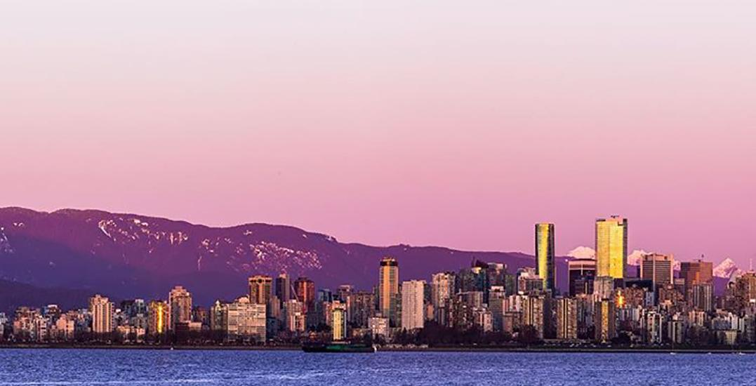 Vancouver just had the most beautiful sunset and sunrise of the year (PHOTOS)