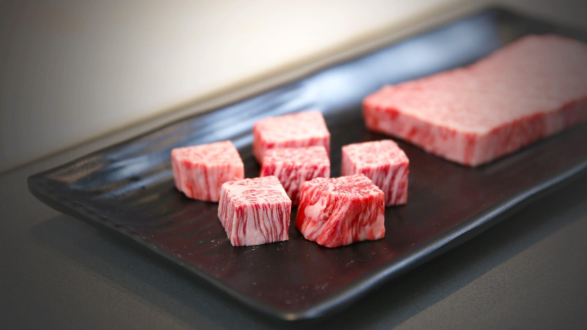 Shinta Japanese BBQ Wagyu beef