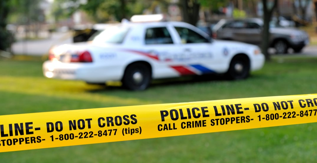 1 man dead following shooting near Islington and Finch