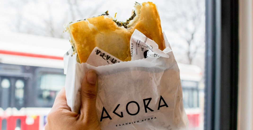 Toronto has a brand new Greek marketplace and it's fully stocked for picnic season