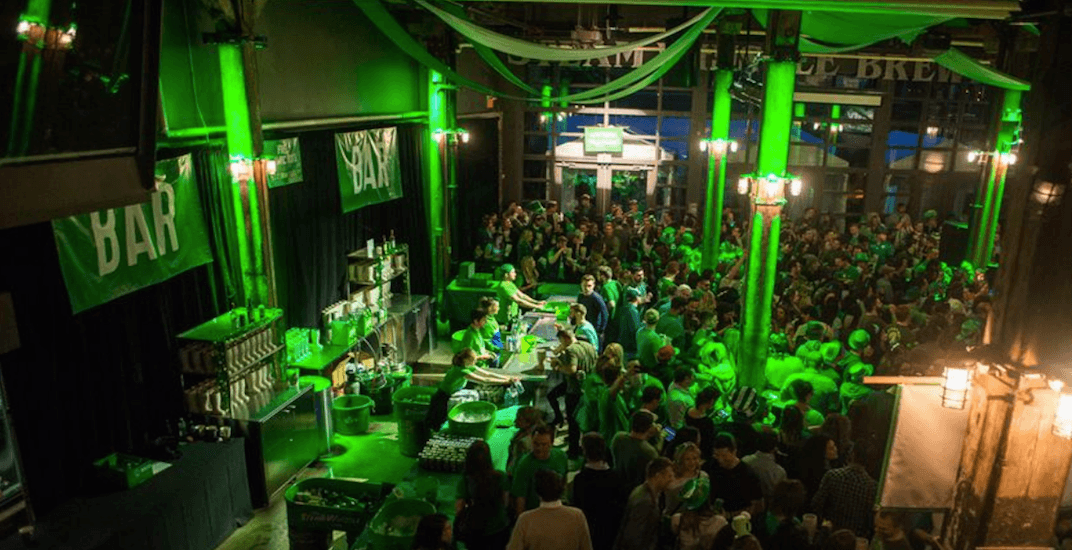 Where to celebrate St. Patrick's Day in Toronto 2019