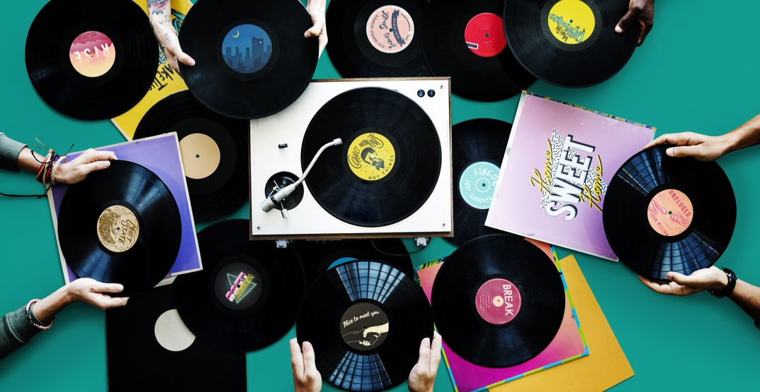 A free vinyl record festival is happening in Montreal this spring