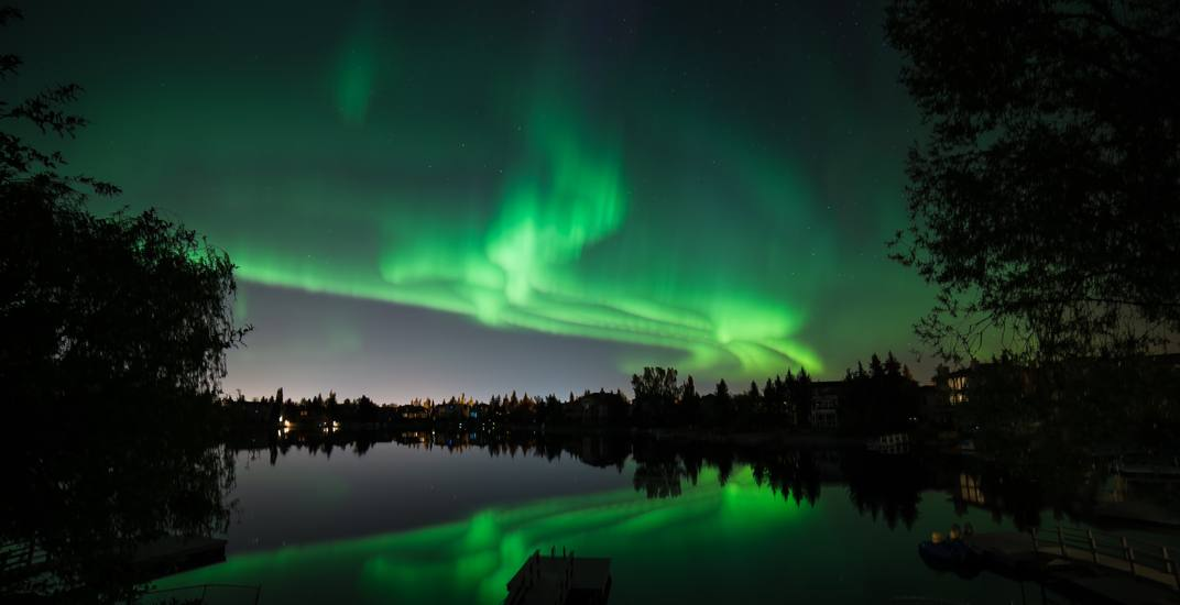 Strong chance Northern Lights will be visible over Canada this weekend