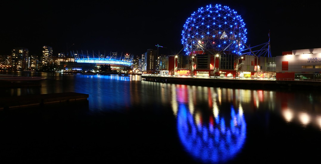 Vancouver landmarks to light up blue in support of our oceans