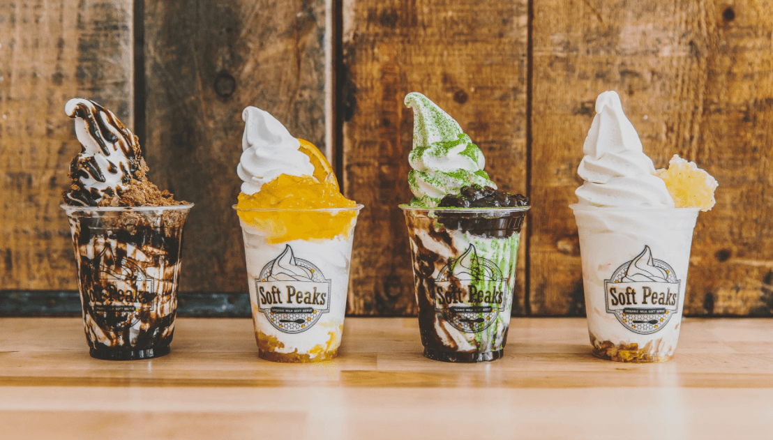 Soft Peaks is opening a huge dessert cafe in Metro Vancouver this month