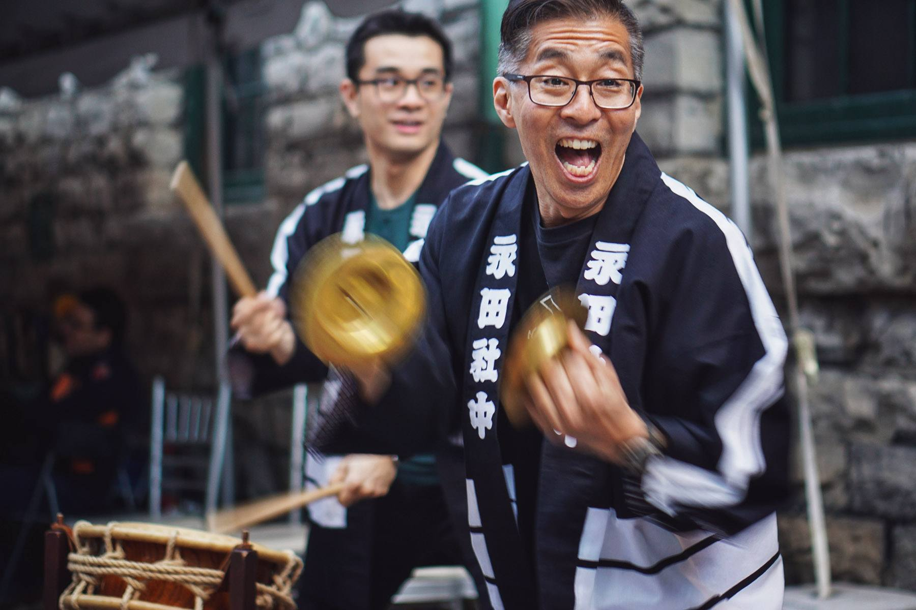 Kampai festival of sake festival