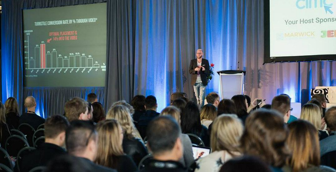 Win tickets worth $700 for Western Canada's biggest internet marketing conference (CIMC)