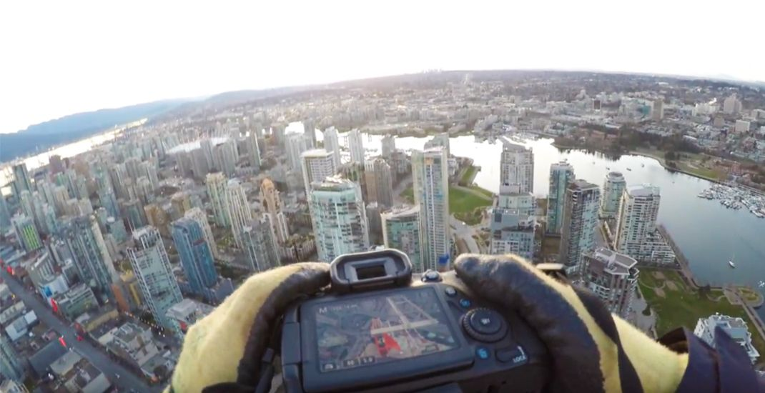 Vancouver Police respond to recent videos of dangerous 'rooftopping' stunts
