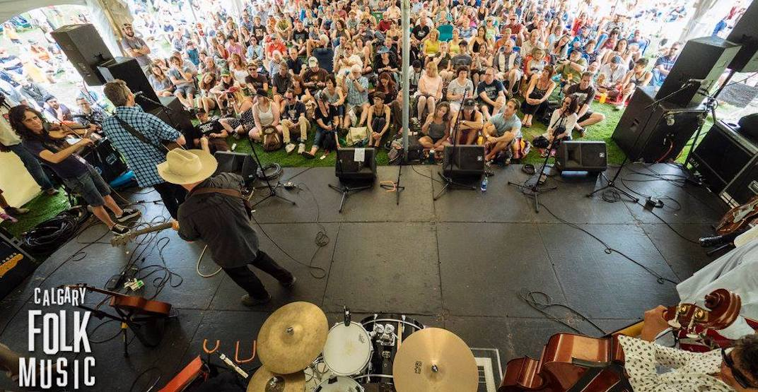 Calgary Folk Music Festival 2018 announces full lineup