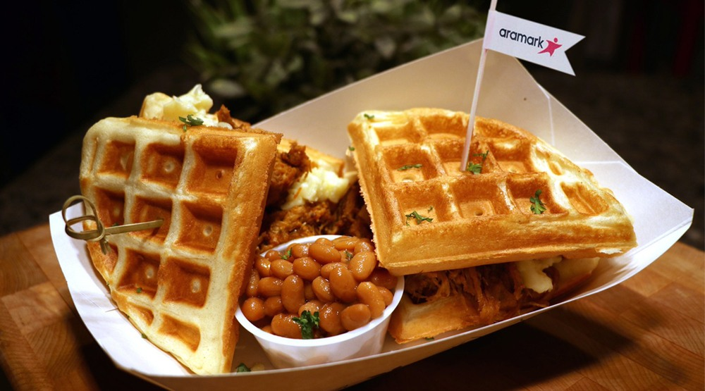 Brand new food items coming to Blue Jays games in 2018