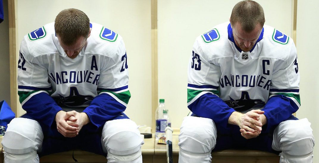 Canucks sedins