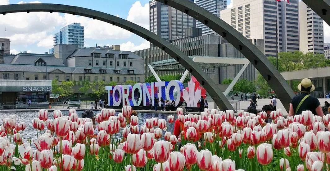 20 beautiful photos to get you excited for spring in Toronto