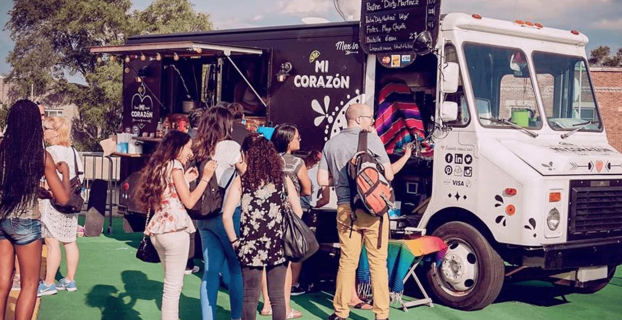 Montreal food trucks will be hitting the streets as of April 1