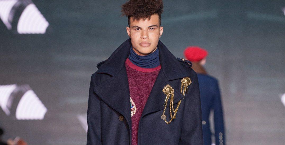 Design by mayer mantoronto mens fashion week2