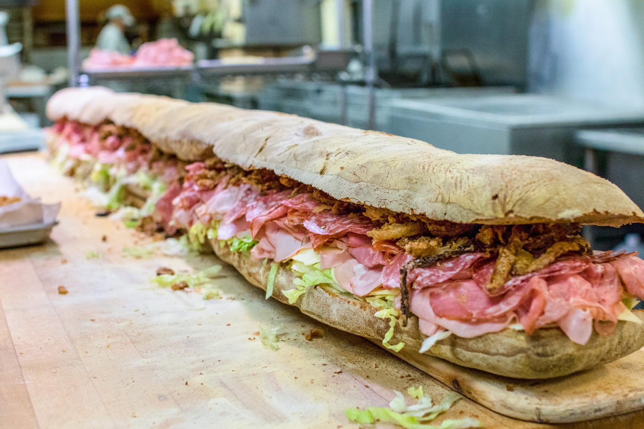 San Remo Sandwich