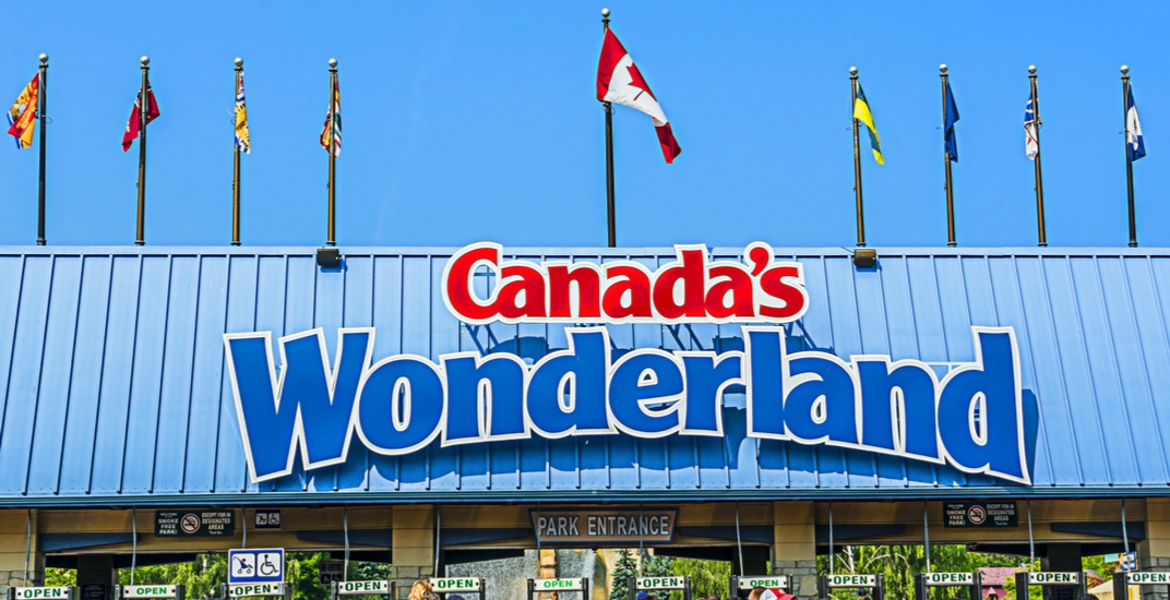 """""""No confirmed incidents"""" at Canada's Wonderland after reports of shooting, stabbing"""