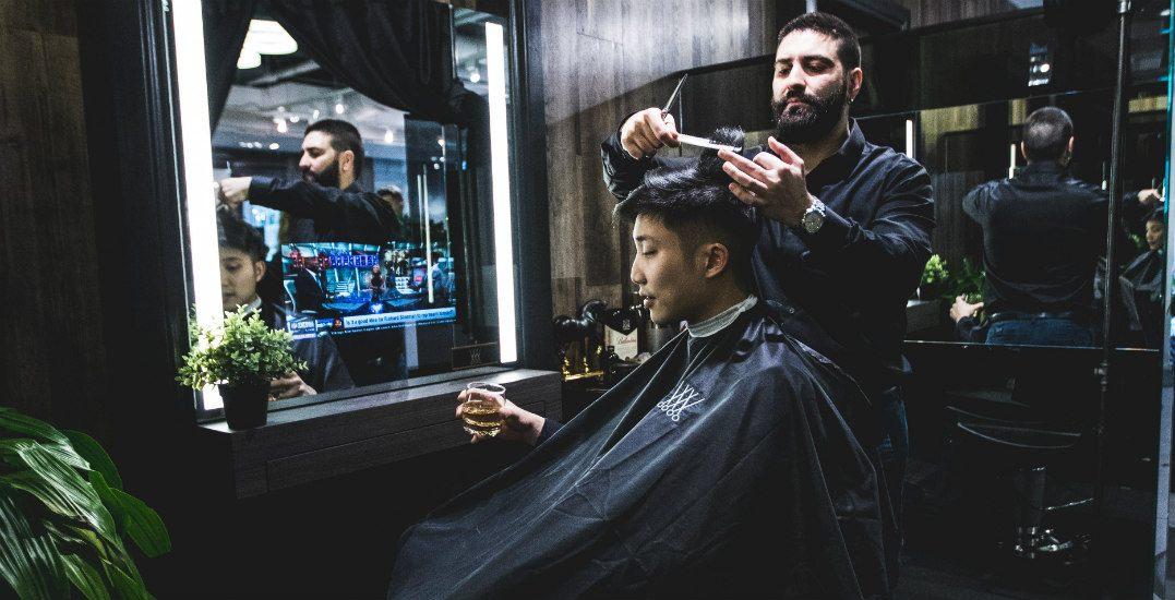 Regal barbersimage matt bourne