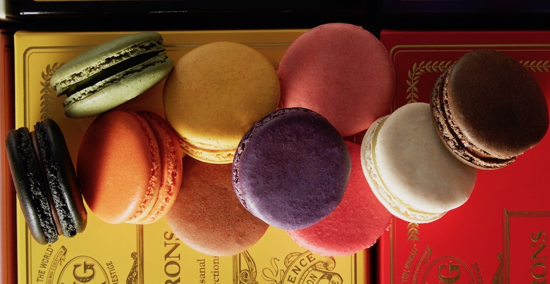 Macaron collection 4