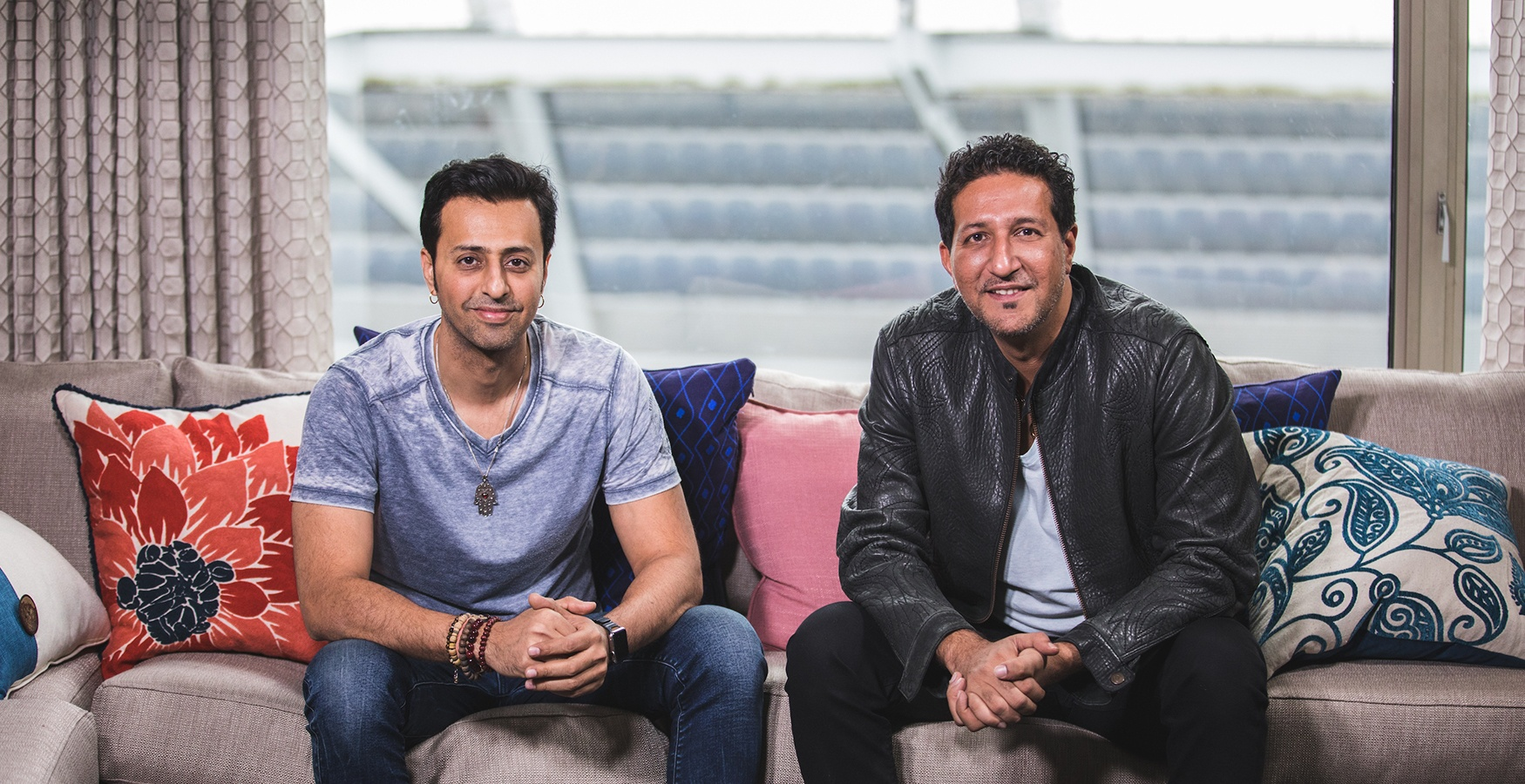 Merchants of Bollywood: Superstar brothers Salim and Sulaiman tour Canada for global concert series