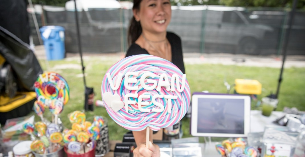 New York Vegan Food And Drink Festival