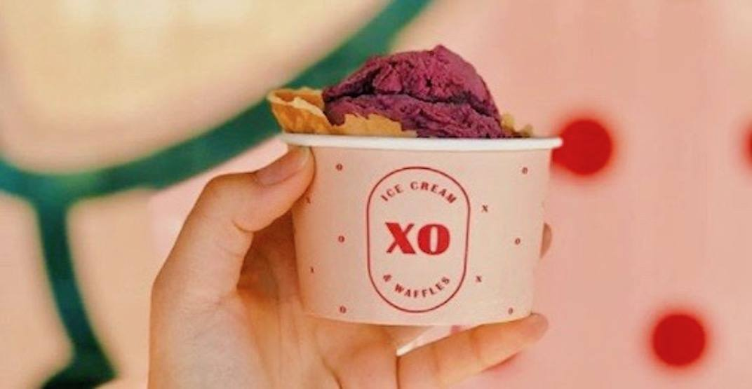 Calgary's XO Ice Cream & Waffles is FINALLY open