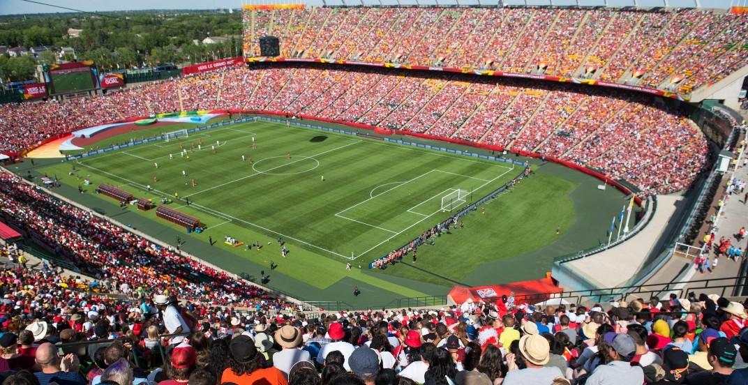 Commonwealth stadium edmonton