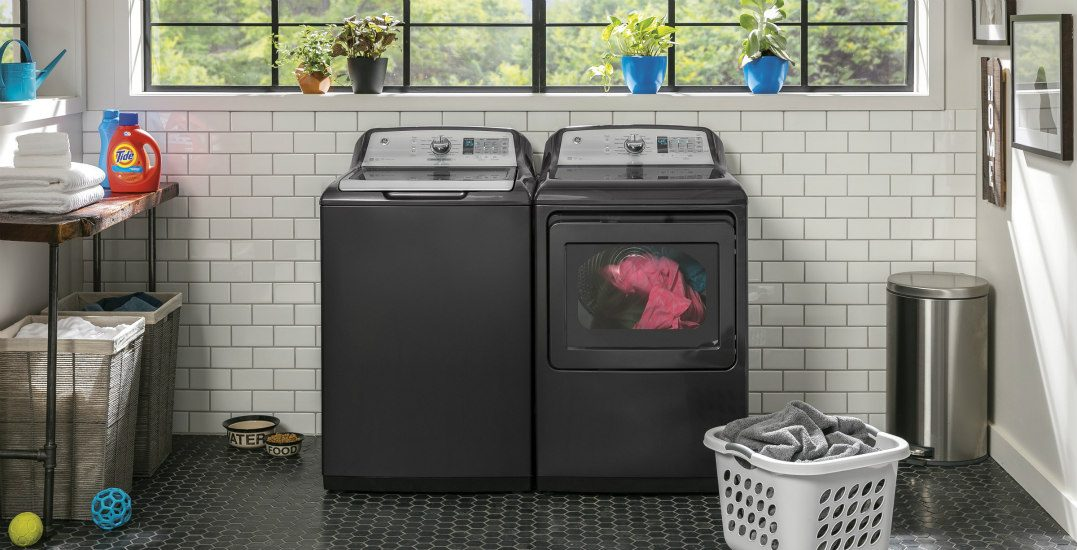 Pay it forward: Give someone a fresh start with a new Home Depot washer-dryer set